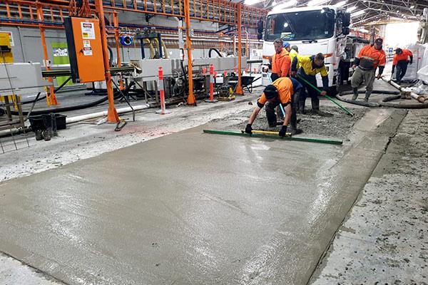 Concreting Construction Melbourne | Roadseal Civil